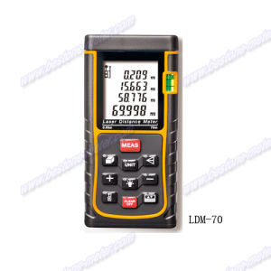 Laser Distance Meter, Laser Ranger & Rangefinders (LDM-40, 50, 60, 70, 80, 100) pictures & photos