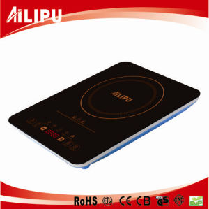 Newest Model! ! ! with Turbo Fan and Ultra Slim Body Full Touch CB Induction Cooker 2000W pictures & photos