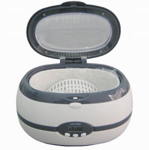 Dental Ultrasonic Cleaner Vgt-2000 with Digital Display 600ml pictures & photos