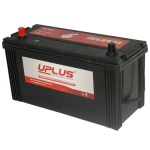 12V 110ah Super Long Life Lead Acid Mf Car Battery pictures & photos