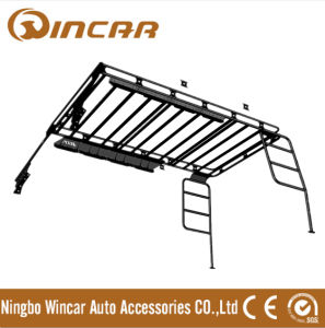 Car Cargo Carrier Roof Rack Luggage Rack for 2008-2016 Jeep Wrangler