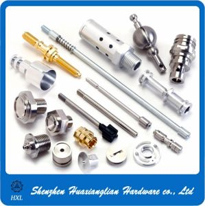 OEM Factory Stainless Aluminum Machining Lathe CNC Turning Parts pictures & photos