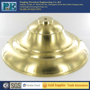 Good Precision Custom Casting Brass Lamp Part pictures & photos