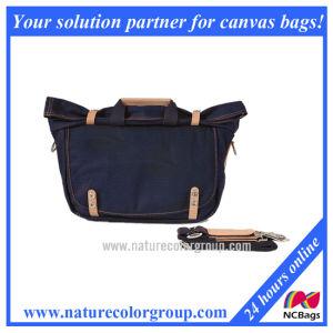 2017 New Style Canvas Messenger Bag Shoulder Bag pictures & photos