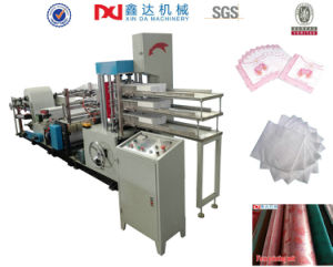 3 Layer High Production Color Printing Paper Napkin Embossed Machine pictures & photos