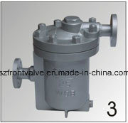 Cast Steel/Forged Steel Free Float Ball Steam Trap pictures & photos