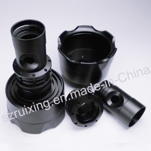 Chinese CNC Machining Service for Aluminum Police Flashlight
