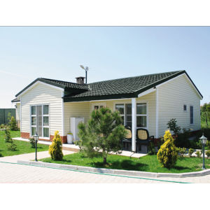 Convenience Prefabricated House Modular Steel House pictures & photos