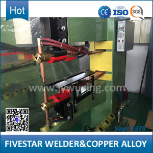 Electric Frequency Control Spot Welding Machine Manufacturer with Competitive Price pictures & photos
