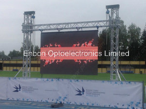 Outdoor Full Color Rental LED Display Panel 500*1000mm P4.81, P5.95, P6.25 pictures & photos