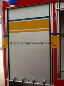Fire Control Emergency Vehicles Security Aluminum Roll-up Door pictures & photos