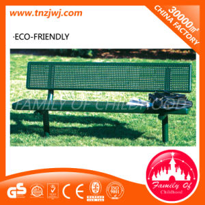 High Quality Garden Leisure Bench Outdoor Lawn Chair with Backrest pictures & photos