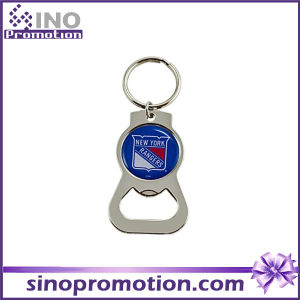 Custom Cheap Metal Beer Bottle Opener Key Chain pictures & photos