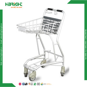 Aluminum Convenience Store Shopping Cart for Supermarket pictures & photos