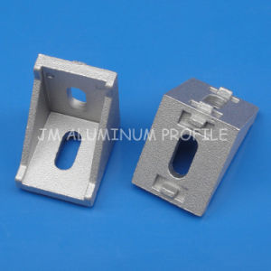 90 Degree Cast Corner Bracket for T-Slot Extrusion on 3D pictures & photos