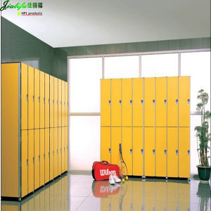 Jialifu Phenolic Resin Panel Wood Locker pictures & photos