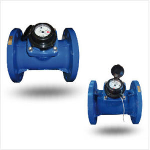 Mechanical Woltmann Water Meter Gaoxiang Brand pictures & photos