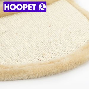 Furry Warm Sisal Cat Post, Cat Scratching Mat and Bed pictures & photos