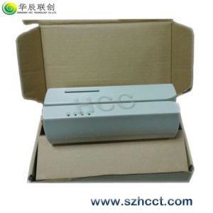 Triple Tracks Multifunctional Magnetic Stripe Skimmer/Writer with Free Sdk--Hcc2100 pictures & photos