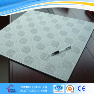 PVC Gypsum Ceiling Tile/Gypsum Ceiling Tile pictures & photos