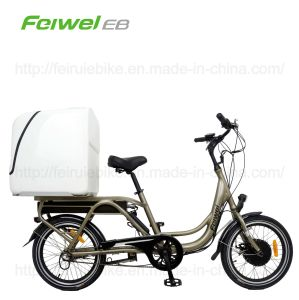 """20"""" 48V Fast Food/Cargo Electric Bike pictures & photos"""
