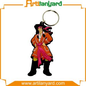 Hot Sale Custom Soft PVC Keychain pictures & photos