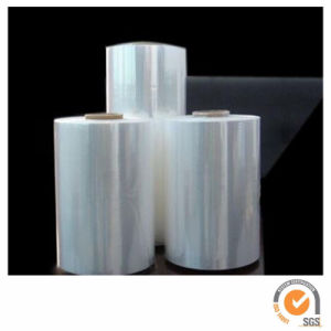 High Quality Virgin Raw Material Hand and Machine Grade Cast Plastic Stretch Film pictures & photos