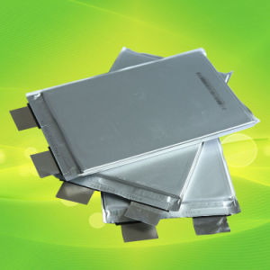 3.2 Volt Solar Batteries Lithium Polymer Battery Cell for Electric Vehicle pictures & photos