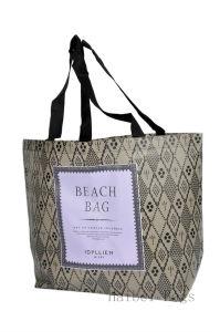 Laminated Non-Woven Beach Bag (hbnb-413) pictures & photos