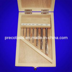 Straight Shank Machine Reamer Set, DIN212, 7PCS/Set pictures & photos