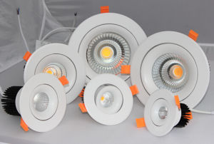 9W~50W CREE COB Recessed Ceiling LED Downlight pictures & photos