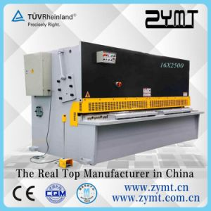 Hydraulic Shearing Machine (ZYS-13*10000) China 2015 New Type CE*ISO9001 Certification pictures & photos