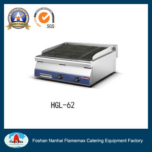 Stainless Steel Gas Chargrill (table top series) (HGL-62) pictures & photos
