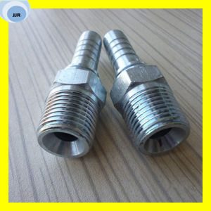 Carbon Steel Hydraulic Hose Connector pictures & photos
