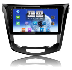 "10.1"" Big Screen Android 4.4 Car Media for Nissan X-Trail with 1024 * 600 Resolution and DVR Camera Input"