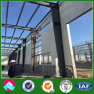 Professional Design Factory Steel Structure/Prefabricated Steel Structure/Steel Structure Workshop Building pictures & photos