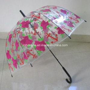 Rose Cover PVC Fabric Apollo Umbrella (YSN23) pictures & photos