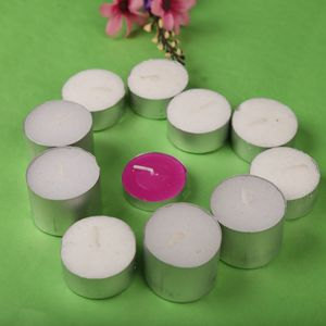 Wholesale 8g-23G White Tealight Candle with Burning Long Time pictures & photos