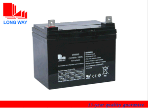 6FM35 Gel Sealed AGM Battery for Solar Airditioner System with Long Service Life pictures & photos