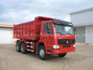 Supply Sinotruk HOWO 6X4 Dumper Truck with Lowest Price pictures & photos