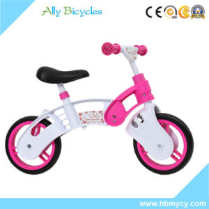 Pink Lightwheight Baby Bicycle Toddler Training No Pedal Balance Bike pictures & photos