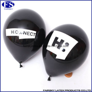 Custom Helium Balloon Logo Printed Advertising Balloons Latex pictures & photos