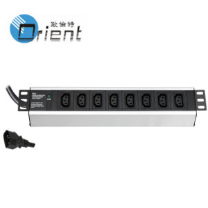 C13 Type 8 Ways PDU with Power Indicator Light