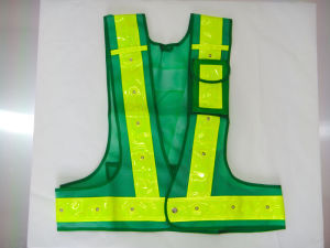 New Types of High Visibility Vest