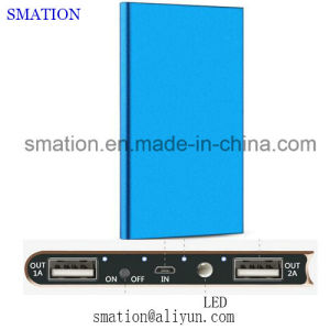 13000mAh 10000mAh Smart Mobile Phone Battery Micro USB Power Supply pictures & photos