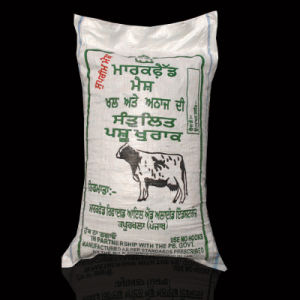 Cattle Feed PP Bag Free Design Specifially Produce pictures & photos
