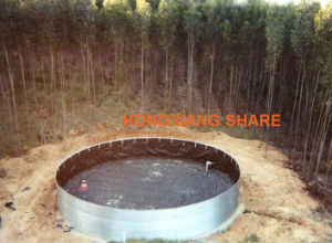ISO ASTM HDPE Geomembrane Construction Used pictures & photos
