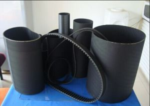 Nylon, Polyester, Steel Cord Tubular Conveyor Belt (national L type) pictures & photos