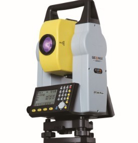 Geomax Total Station with Laser Plummet Total Station (ZT20 PRO) pictures & photos