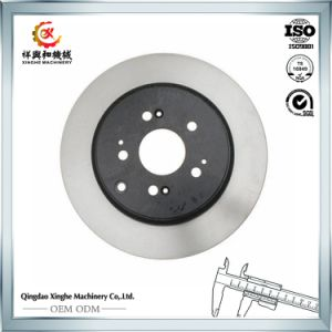 China Factory Auto Parts Steel Casting Truck Brake Disc pictures & photos
